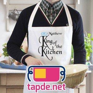 Tạp dề nấu ăn