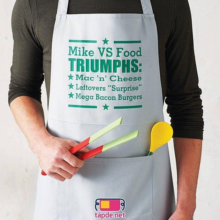 Tạp dề bếp