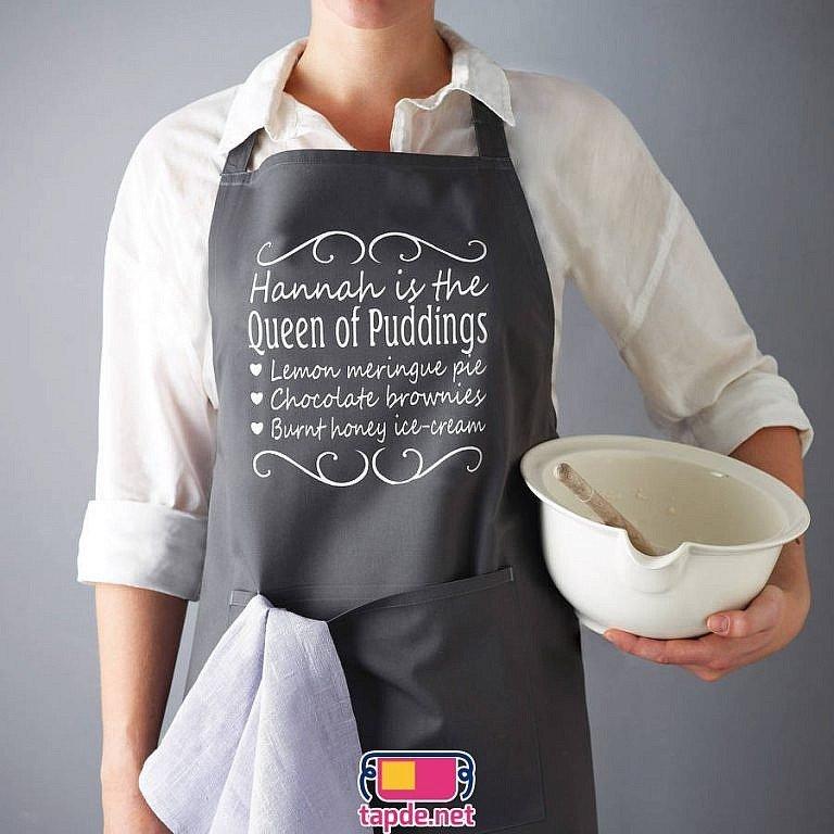 Tạp dề nấu bếp