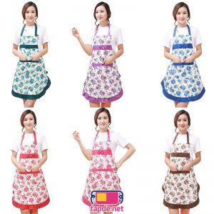 Chọn quà tạp dề cho nàng mê nấu nướng